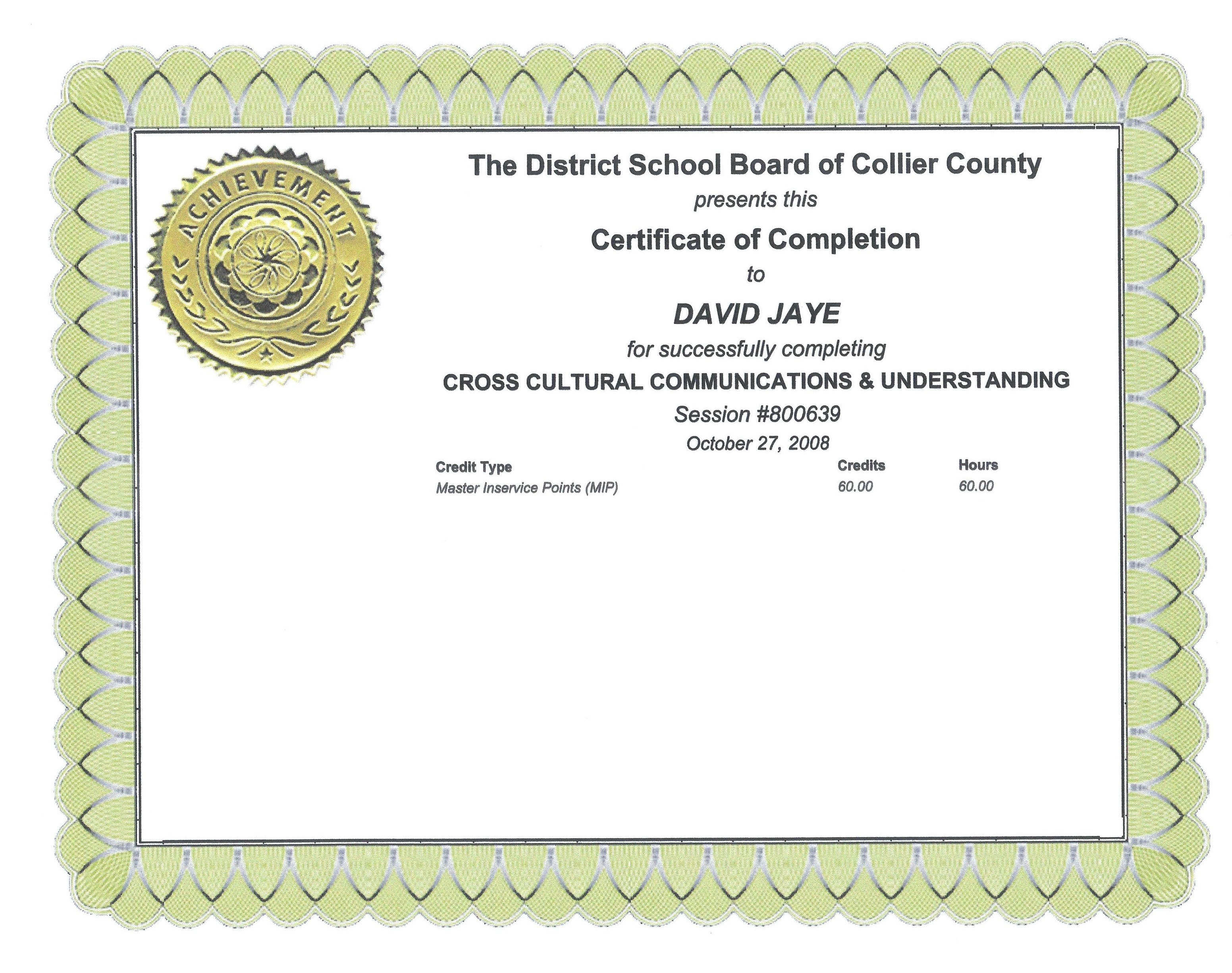Education esol cross cultural teaching certificate 1betcityfo Gallery